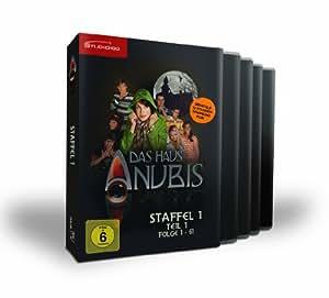 Das Haus Anubis - Staffel 1,Teil 1 (Folgen 1-61) [4 DVDs]