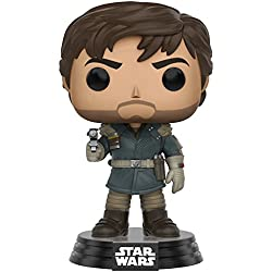 Star Wars Rogue One - 10452 - Figurine POP! - Captain Cassio Andor