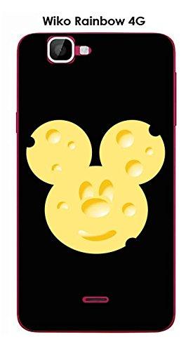 Coque Wiko Rainbow 4G design Mickey