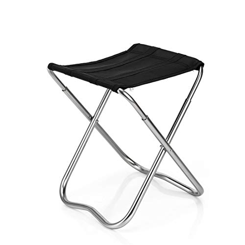 LBWNB Outdoor Stool Faltable-Compact Falten Stool Strong und Durable Falten Chair Camping Chair Adult Plastic Chair House for BBQ Camping Travel Hiking Garden Beach Patio - Patio Bar Hocker