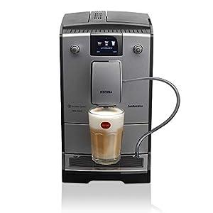 Nivona NICR CafeRomatica 769 Kaffeevollautomat, Silber