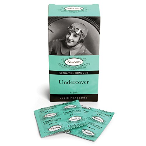 Price comparison product image Swoon Undercover Ultra Thin Condoms - Pack of 12