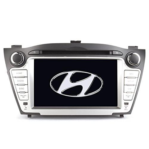 HD Car DVD Player Hyundai IX35 2010 7\