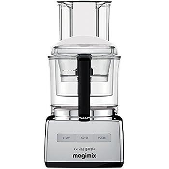 Amazon.de: Magimix CS5200XL Kuchenmaschine, Kunststoff