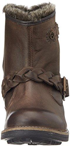Superdry Hurbis Femme Boots Marron Marron