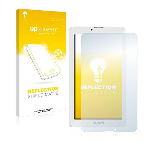 upscreen Matt Displayschutzfolie für Archos 70b Xenon Schutzfolie Folie – Entspiegelt