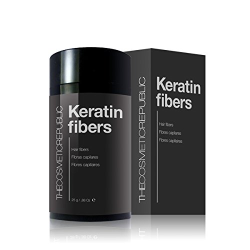 The Cosmetic Republic Keratin Fibers Castaño Claro
