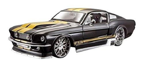 Maisto 31094 - Pro Rodz Ford Mustang GT 67 - Reproducción de coche (escala 01:24) (colores surtidos)