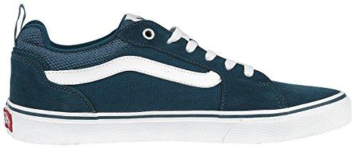 Vans Herren Filmore Sneaker Blau (Suede/canvas)