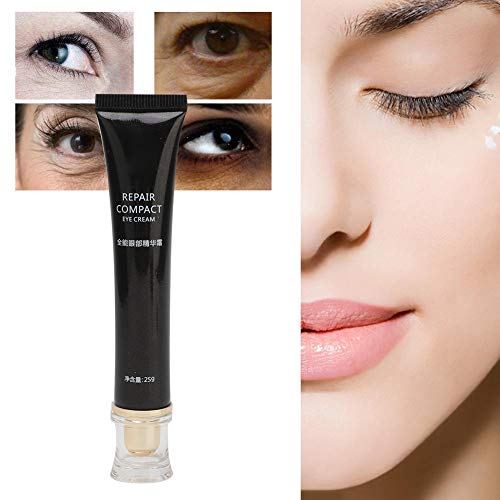 Crema per gli occhi, 25 ml clinicamente testato per borse Riduce le borse per gli occhi Crema anti invecchiamento con pantenolo vitamina B5 per una pelle morbida e levigata
