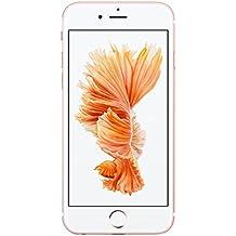 Apple iPhone 6s - Smartphone (16 GB, 4G, SIM única, iOS, NanoSIM, EDGE, GSM, CDMA, DC-HSDPA, HSPA+, TD-SCDMA, UMTS, LTE), color oro y rosa