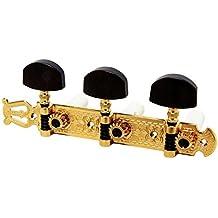 Schaller LGO 1-1 553-1 Classical Guitar Machine Head Lyra LG 1-E - Gold