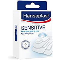 Hansaplast Sensitive Pflaster, 40 Stück preisvergleich bei billige-tabletten.eu