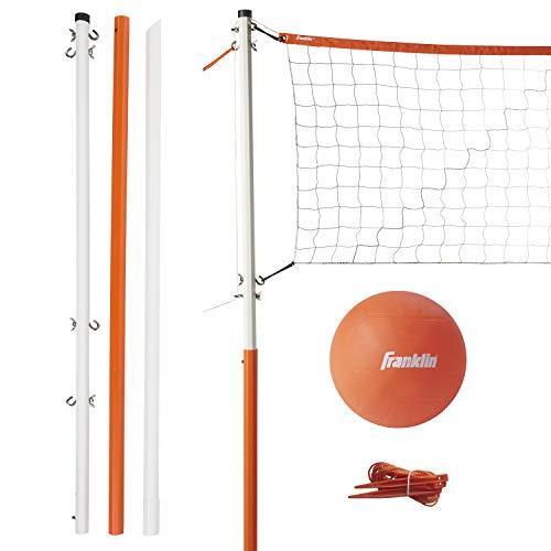 Franklin Sports Starter Volleyball-Set