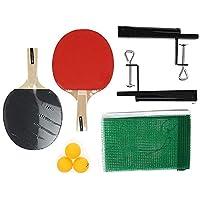 طقم لعبة تنس طاولة وملحقاتها ريج شامبيونشيب من دنلوب [DLOP-679212]
