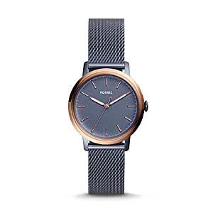 Fossil Analog Blue Dial Women's Watch-ES4312