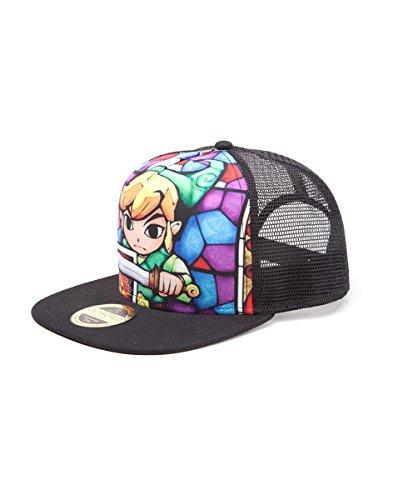 The Legend of Zelda - Wind Waker Link Snapback Mütze