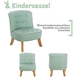 Some Bunny 4055168102284Diseño–Sillón infantil, color verde