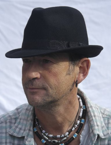 michael-jackson-black-felt-trilby-hat-size-59cm