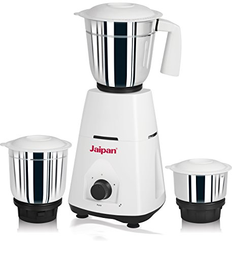 Jaipan Smart Pro mixer Grinder 500W ( white)  available at amazon for Rs.2246