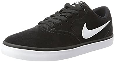 Nike Herren SB Check Skaterschuhe  Medium / 37.5 D(M) EUDark Grey Black White 011
