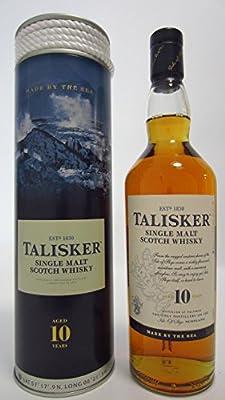 Talisker - Single Malt Scotch Ltd Edition - 10 year old Whisky