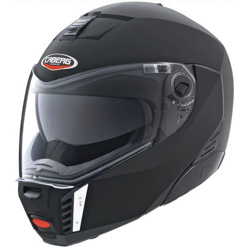 Caberg C10A5017XXXL Helm Sintesi Uni, Mattschwarz, Größe XXXL