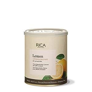 Cire liposoluble, Citron