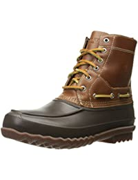 Sperry Decoy Boot Leather, Botines para Hombre