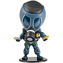 Ubisoft - Six Collection Merch Smoke Chibi Figurine
