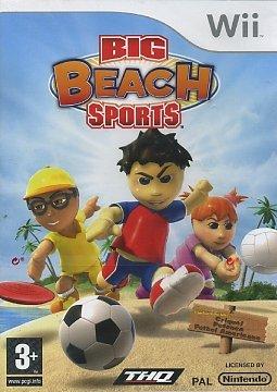 Big Beach Sports [Spanisch Import] (Wii-big Beach Sports)
