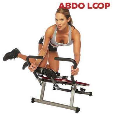 ABDO LOOP ORIGINALE - Circulo giratorio para abdominales