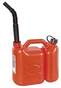 RIBILAND - Jerrican essence double usage 5 L + 2,5L