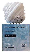 """Designt in Berlin  """"ZAH Haushalt"""" ist eine Marke aus Berlin. Wir bieten umweltfreundliche, innovative und hoch-qualitative Produkte für Haushaltsgeräte.  Wirkung des ZAH ökologischen Waschballes  1 Saubere und flauschige Wäsche ohne Waschmittel  2 B..."""