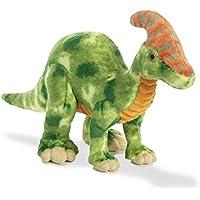 Aurora - Dinosaurio Parasaurolophus 36 cm, Color Verde (0060060690)
