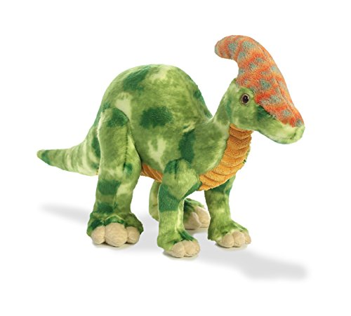 "Aurora World 60690 14-Inch ""Parasaurolophus"" Plush Toy"