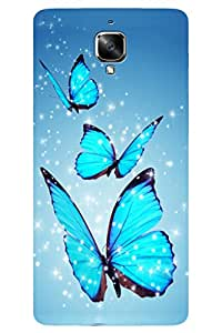 Latest Designer New Premium Printed Back Case Cover for ONE PLUS 3 By PLESPEY
