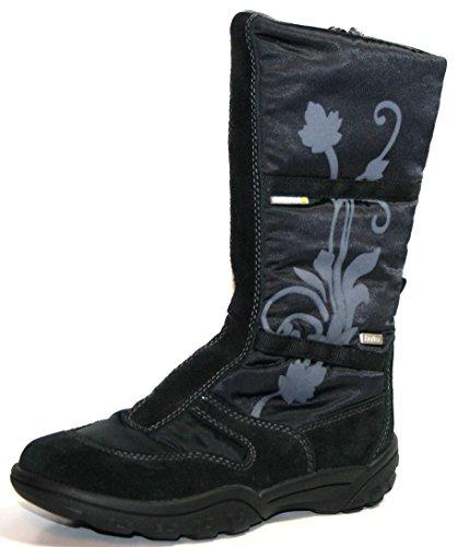 Juge-chaussures 41.3972, bottes fille Noir - Noir