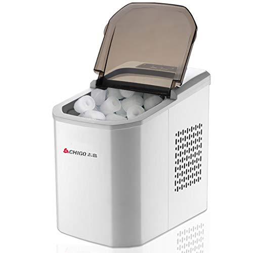 ZQ Eisbereiter Tragbare Eismaschine Desktop-Eismaschine Neues Leises