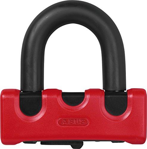 Abus 58090 bloccadisco meccanico, rosso
