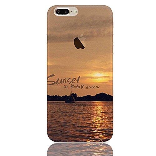 Sunroyal® Creative 3D TPU Custodia per Apple iPhone 7 plus