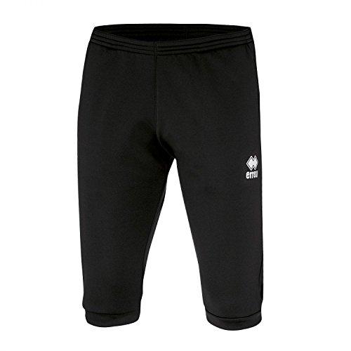 PENCK Trainingshose 3/4-lang · KINDER Sporthose dreiviertellang Farbe schwarz, Größe XS -
