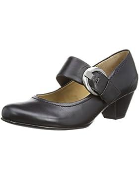 Gabor Shoes 05.458.27_Gabor Damen Knöchelriemchen Pumps