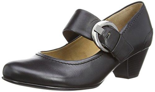 Gabor Shoes Damen Gabor Basic Pumps, schwarz 27), 39 EU -