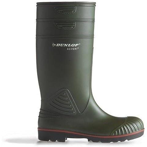 Dunlop A442631 - Stivali di Sicurezza in Gomma -