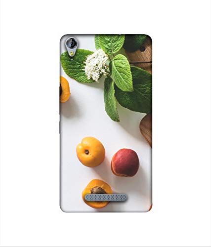 Amazon Brand - Solimo Designer Peal Fruit 3D Printed Hard Back Case Mobile Cover for Micromax Canvas Juice 3Plus Q394