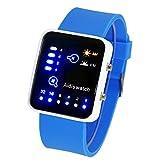 LE Jungen/Sportuhren, Authentische Uhr/Wasserdicht/Silikonarmband/Elektronische Uhr/Kinderuhr/Boy Jelly Watch