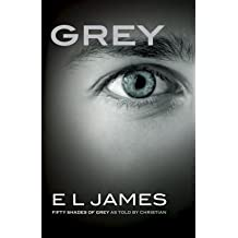[ { Grey: Fifty Shades of Grey as Told by Christian } ] BY ( Author ) Jun-2015 [ Paperback ]