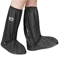 MAGARROW Outdoor Lightweight Shoe Covers Waterproof Boot Covers Women Men Camping Fishing Cycling