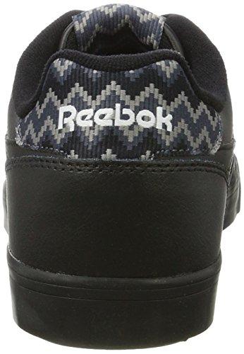 Reebok - Bd3586, Baskets Homme Noir (noir / Blanc)